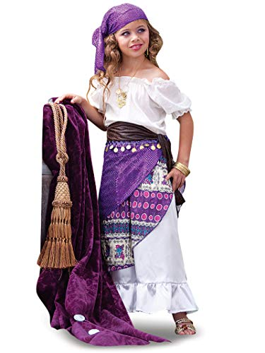 Boy Gypsy Costume (Palamon Costumes Gypsy Costume - Medium - Medium)