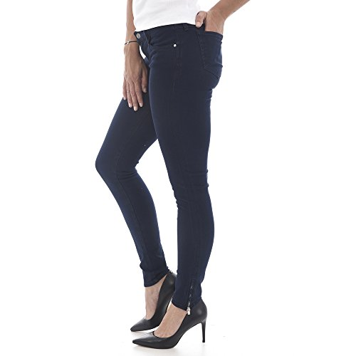 DKKA Oscuro GUESS Azul W64AB8D27H0 Jeans Mujer Z1TgTBpX