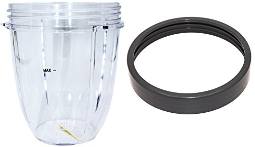 Blendin OZ Cup 1 Ring, Fits NutriBullet Blenders