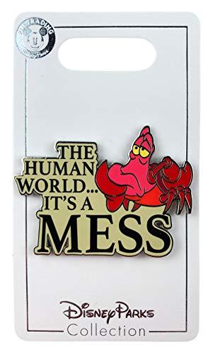 - WDW Pin - Sebastian - The Human World. It's a Mess