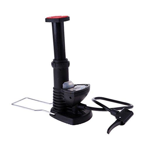 Baosity 軽量 携帯便利 高圧 自転車ポンプ 手 スポーツ ミニ 自転車 空気ポンプ タイヤ タイヤインフレータ