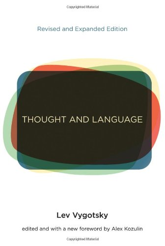 Thought and Language (The MIT Press) by The MIT Press