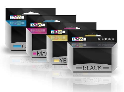 Prestige Cartridge 5 XL Cartuchos de Tinta para HP Deskjet Officejet Photosmart Impresoras | reemplazo para HP 364XL 4