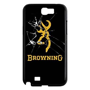Browning Logo TPU Case Skin for Samsung Galaxy Note2 N7100 Case Cover New Style
