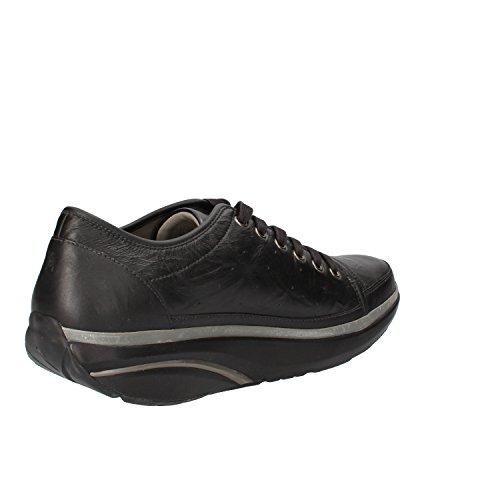 MBT Sneakers Herren 42 EU Schwarz Leder