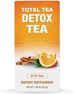 Sweepstakes: Total Tea Gentle Detox Tea. Caffeine Free...