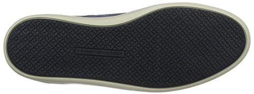 Tommy Hilfiger G2285eorge 1b, Zapatillas para Hombre Azul (Jeans 013)