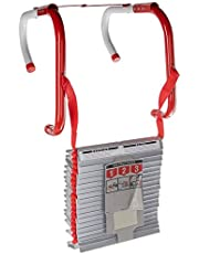 2 Story Fire Escape Ladder with Anti-Slip Rungs