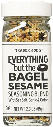 Sesame Seed Bagels - 4