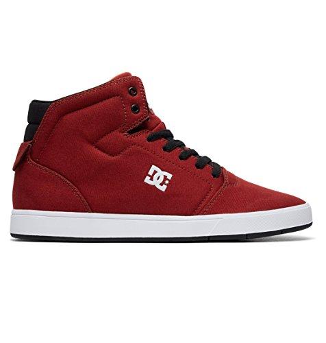 DC Schuhe Crisis High TX Rot Gr. 41