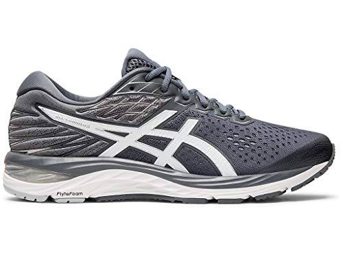 Metropolis One Light - ASICS Men's Gel-Cumulus 21 Running Shoes, 6M, Metropolis/White