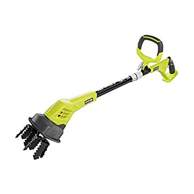 Factory Reconditioned Ryobi P2700A ONE+ 18-Volt Cordless Cultivator ZRP2700 (Battery and Charger NOT Included)