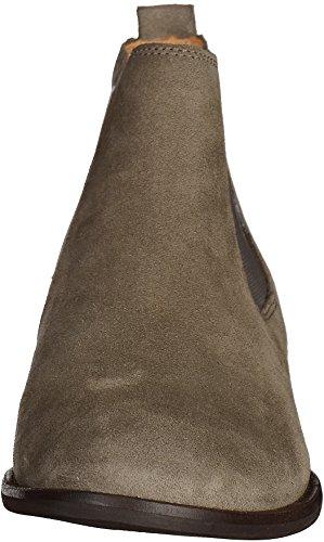 Gabor Gabor Damen Stiefelette taupe - Botines para mujer gris - Gray