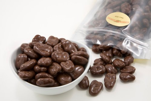 Milk Chocolate Covered Pecans (1 Pound Bag) (Chocolate Covered Pecans)
