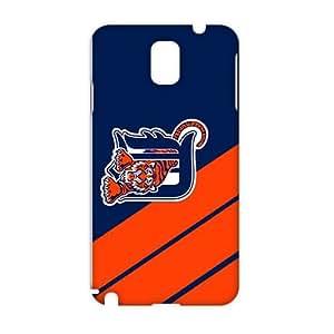 CCCM Detroit Tigers 3D Phone Case for Samsung Note 3