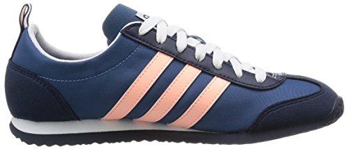 adidas Ladies Trainers Sizes Neo UK Blue 3 Pink 6 Vs Womens Blue Jog 5 New Light xxr1wg