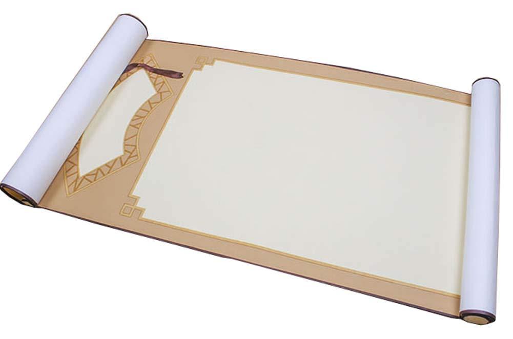 K2 Asse dattaccatura della carta di riso di calligrafia del rotolo della mano del rotolo della carta per appunti in bianco rigida
