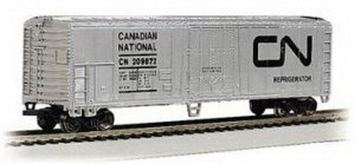 Bachmann Industries Inc. 50' Steel Reefer Canadian National - N Scale