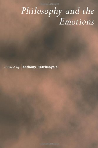 Philosophy and the Emotions (Royal Institute of Philosophy Supplements)