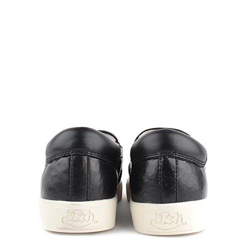 Ash Impuls Zapatillas Negro de Cuero Mujer 39 EU Negro