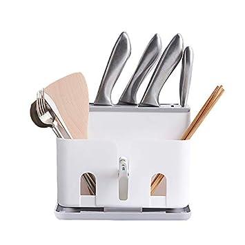 Juego de soporte para cubiertos para cuchillos y tablas de ...