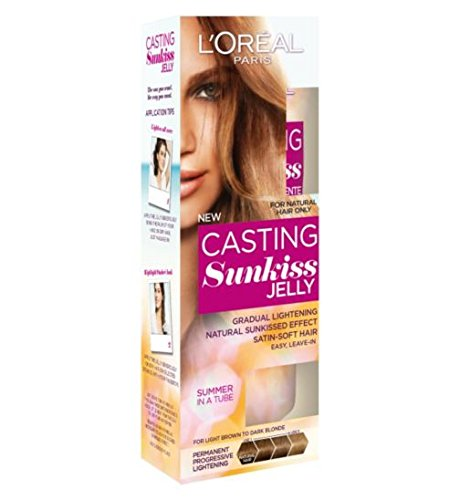 L'Oreal Casting Sunkiss Jelly - Light Brown to Dark Blonde