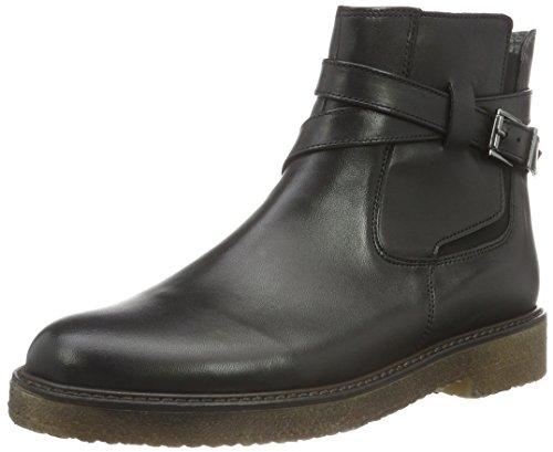 Gabor Shoes 51.652 Stivali A Maniche Corte Donna Nero (nero 27)