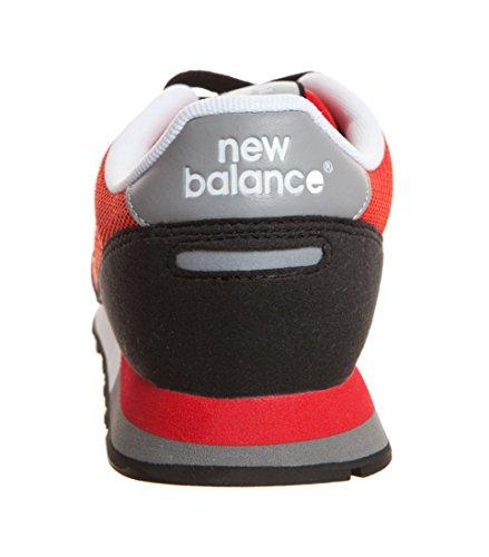 New Balance Turnschuhe U430MMKR, Basketball Schwarz, Rot. Schwarz Und Rot
