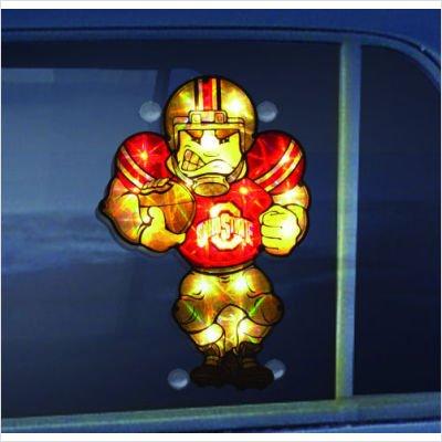 - NCAA Michigan Wolverines Light Up Car Window Player