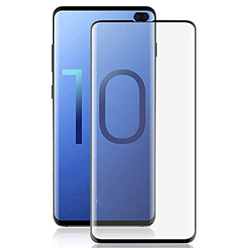 Tuu 6.4 inch Transparent Pet Film Screen Protector for Samsung Galaxy S10 Plus 2PCS (Clear)