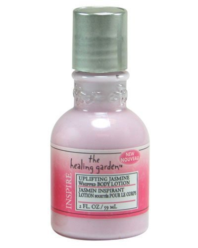 The Healing Garden Whipped Body Lotion - Uplifting Jasmine: 4 Oz(2 Count) by The Healing ()