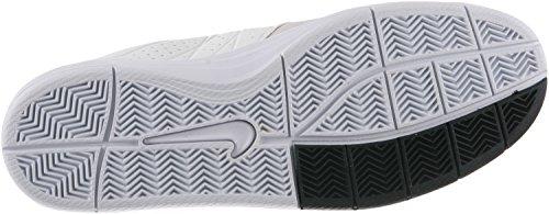 Nike Paul Rodriguez CTD SB Fibra sintética Zapatillas White/Blk-VarsityRed