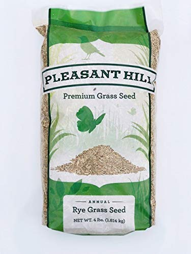Pleasant Hill Premium Annual Rye Grass Seed 4lbs