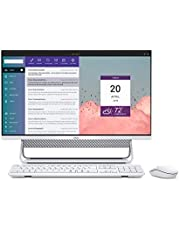 Dell Inspiron 7790- 24 Inch All In One FHD Touch, Intel Core i7, 16GB Memory, 512GB Solid State Drive + 1TB, Windows 10 Home (Latest Model) - Silver