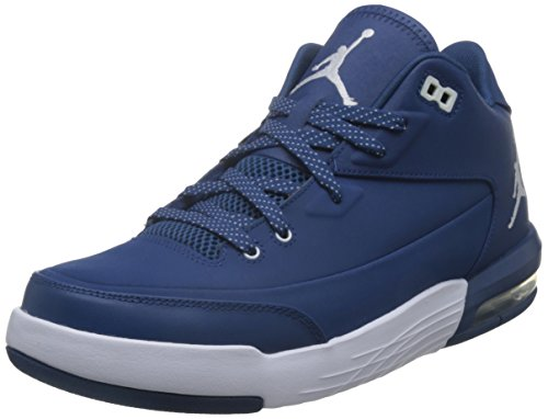 Nike Jordan Men's Jordan Flight Origin 3 French Blue/Whit...