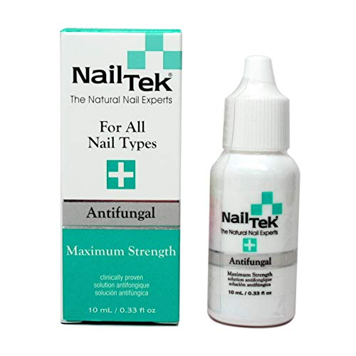 Nail Tek ANTI FUNGAL Maximum Strength Treatment - 0.33oz by Nail Tek (Image #1)