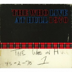 Live At Hull 1970 (SHM-CD)