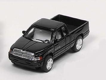 4x4 Dodge Ram 1500 V8 Noir 1 88 Voiture Miniature Amazon Fr