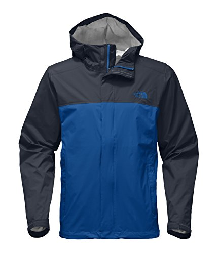 The North Face Men's Venture 2 Jacket Turkish Sea/Urban Navy XX-Large (Waterproof Hat Storm)