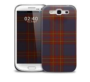 Tartan Samsung Galaxy S3 GS3 protective phone case
