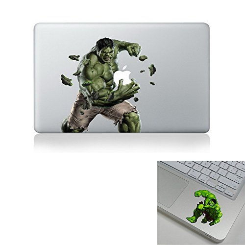 hulk macbook decal - 1