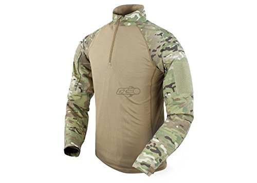 Condor Outdoor Combat Shirt, Color Multicam, Size ()