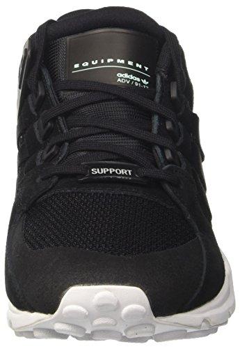 Adidas Ginnastica Black Nero Donna White Eqt core Da Scarpe Rf W Support core Black ftwr YSwYx7qra