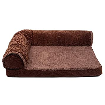 Awesome Amazon Com Dog Bed 3 Colors Pet Sofa Dog Beds Soft Onthecornerstone Fun Painted Chair Ideas Images Onthecornerstoneorg