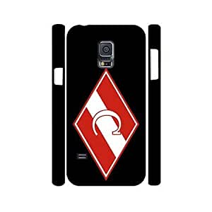 Spartak Moscow FC Logo 3D Samsung Galaxy S5 Mini Funda Case Durable Drop Proof Hard Silicone ECO-Friendly Material Case Cover