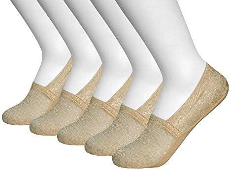 10 Pairs Womens Liner Socks No Show Peds Boat Ballet Flat Footies Low Cut Socks