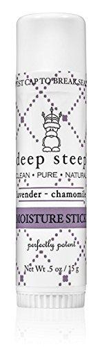 [Deep Steep Moisture Stick - Lavender Chamomile - 0.5 oz] (Moisture Stick)