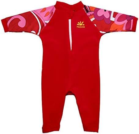 Nozone Fiji One-Piece UPF 50+ Baby Swimsuit in Fun Prints - UV Sun Protection