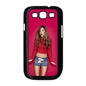 Ariana Grande Samsung Galaxy S3 9300 Cell Phone Case Black O2446564