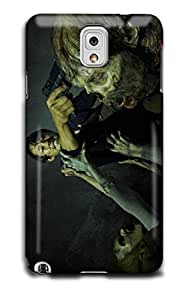Tomhousomick Custom Design The Walking Dead Case for Samsung Galaxy Note 3 Phone Case Cover #82